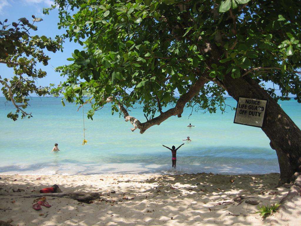 Пляж Негрил на Ямайка, фото 6