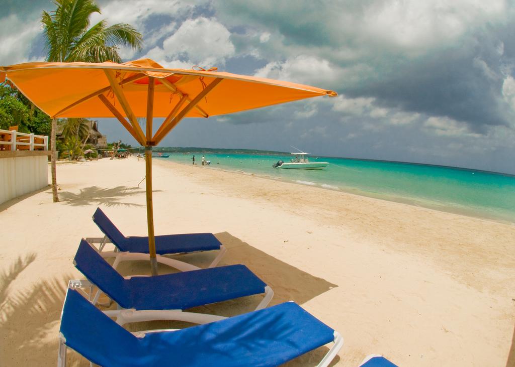Пляж Негрил на Ямайка, фото 7