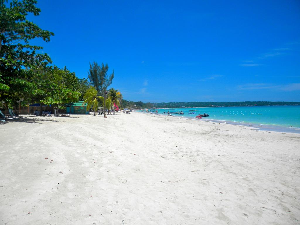 Пляж Негрил на Ямайка, фото 9