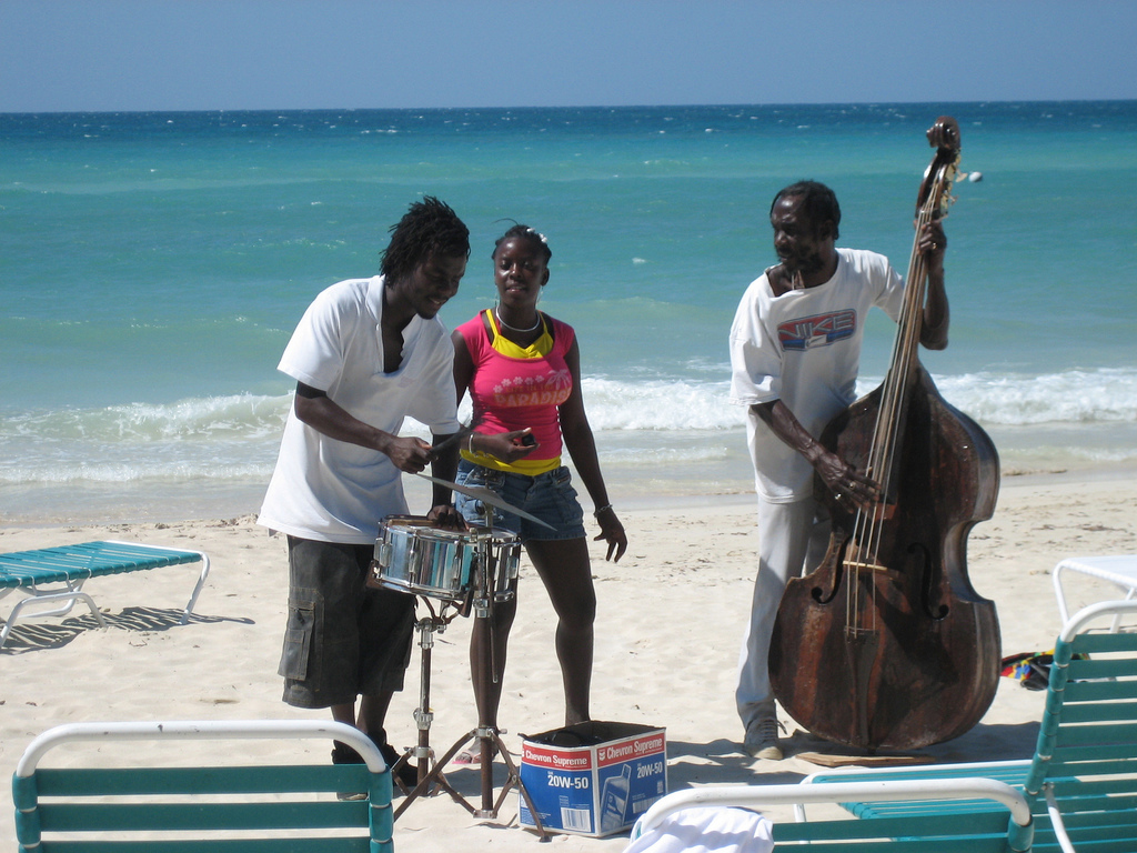 Пляж Негрил на Ямайка, фото 10