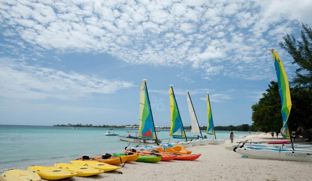 Пляж Негрил на Ямайка, фото 12