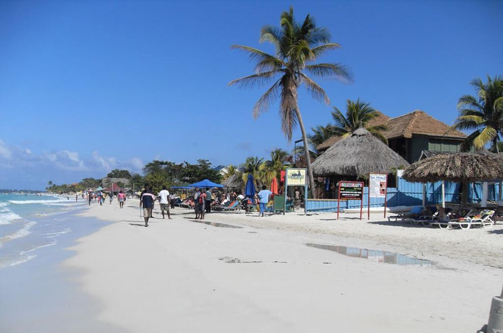 Пляж Негрил на Ямайка, фото 13