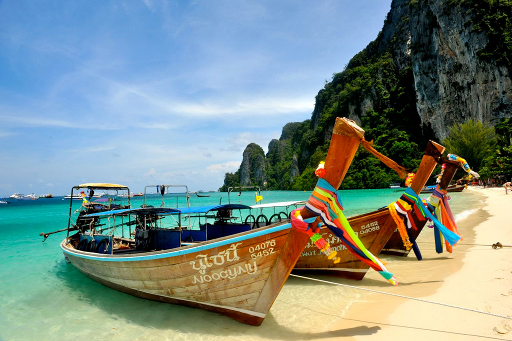 Пляж острова Пи-Пи Дон в Таиланде, фото 1