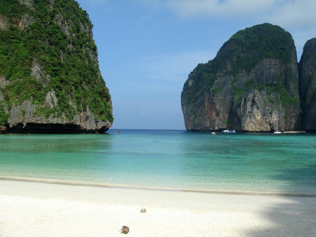 Пляж острова Пи-Пи Дон в Таиланде, фото 2