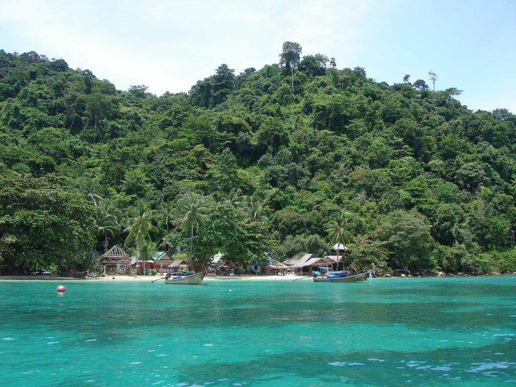 Пляж острова Пи-Пи Дон в Таиланде, фото 5
