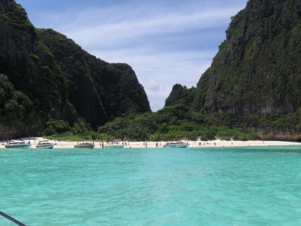 Пляж острова Пи-Пи Дон в Таиланде, фото 6