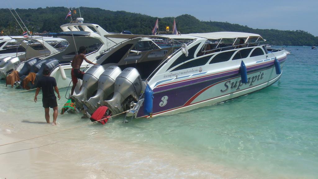 Пляж острова Пи-Пи Дон в Таиланде, фото 7