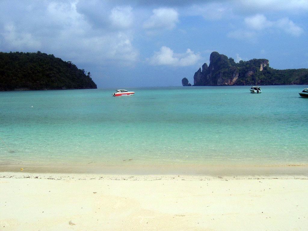 Пляж острова Пи-Пи Дон в Таиланде, фото 8