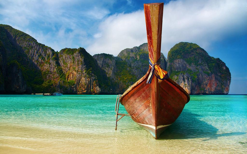 Пляж острова Пи-Пи Дон в Таиланде, фото 9