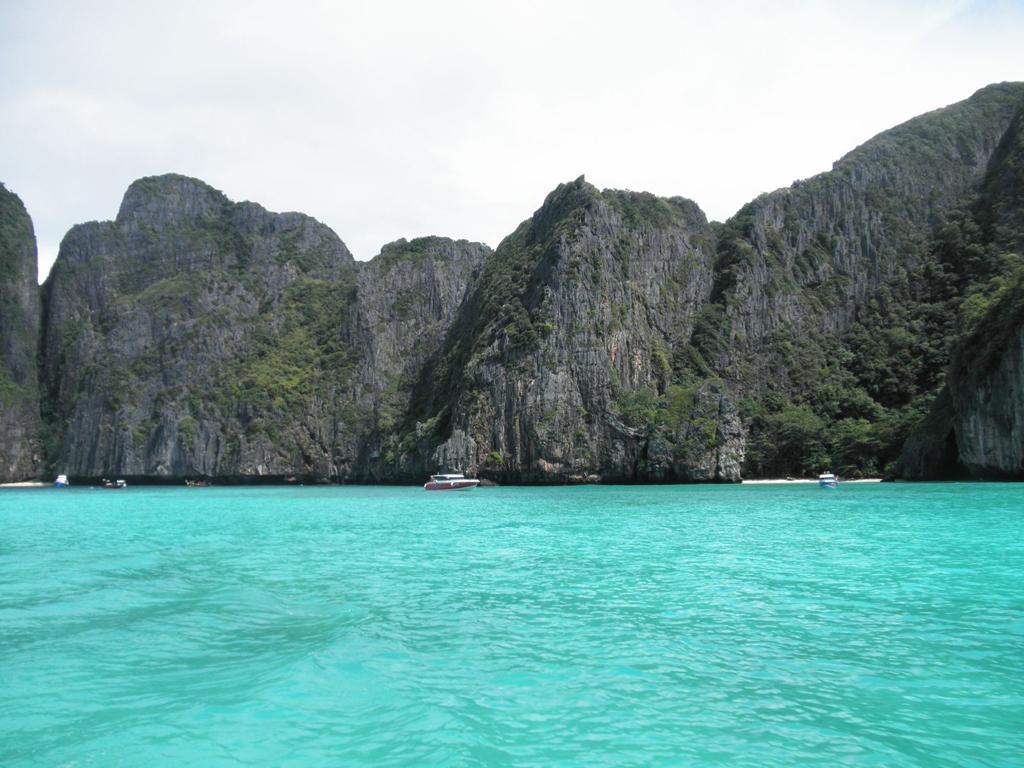 Пляж острова Пи-Пи Дон в Таиланде, фото 10
