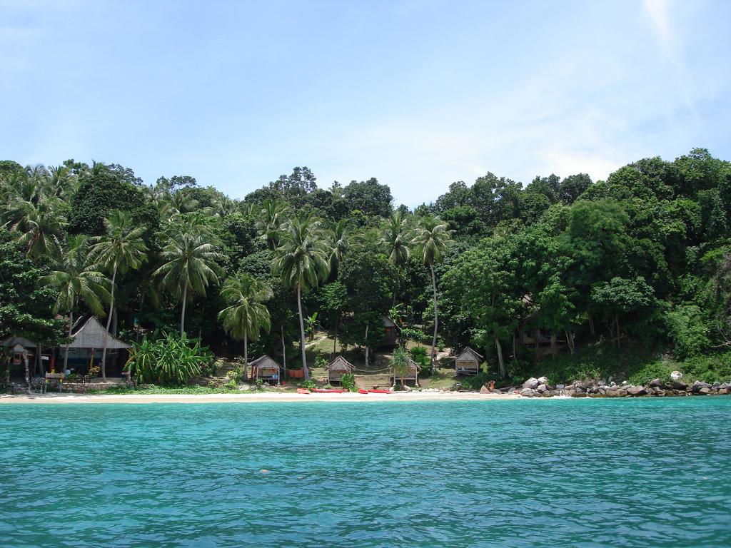 Пляж острова Пи-Пи Дон в Таиланде, фото 11