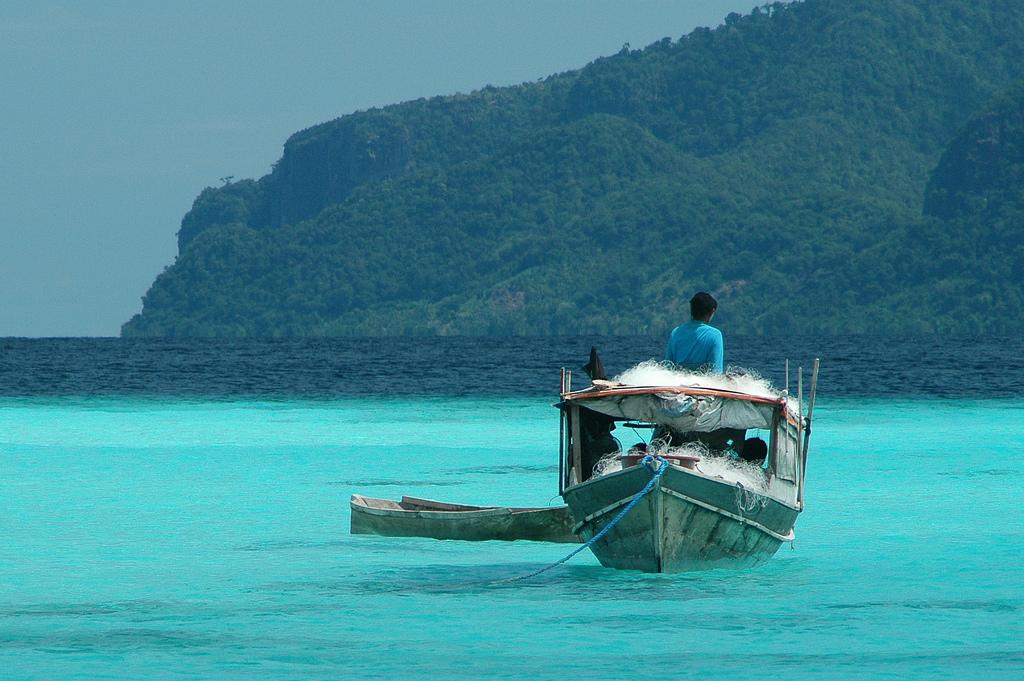 Пляж острова Сипадан в Малайзии, фото 3