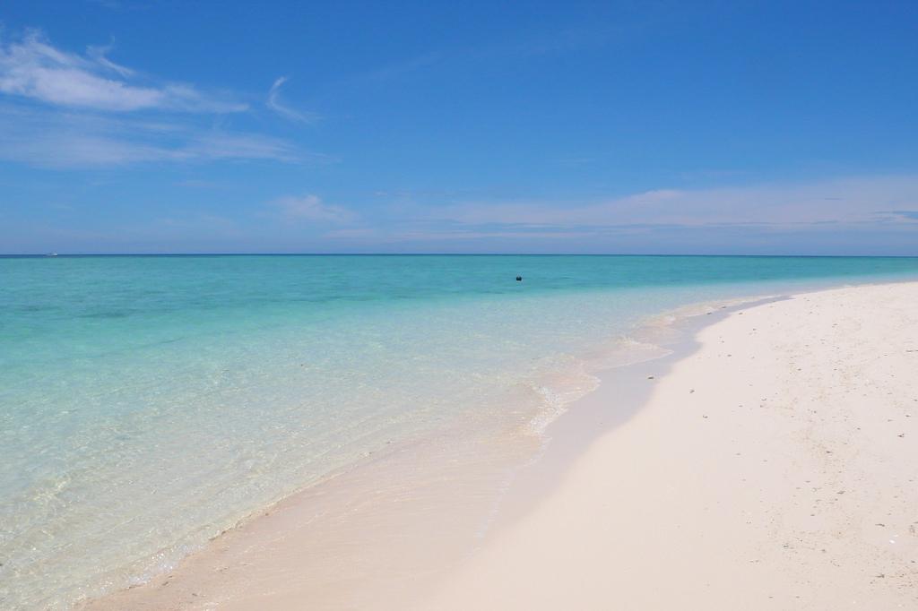 Пляж острова Сипадан в Малайзии, фото 4