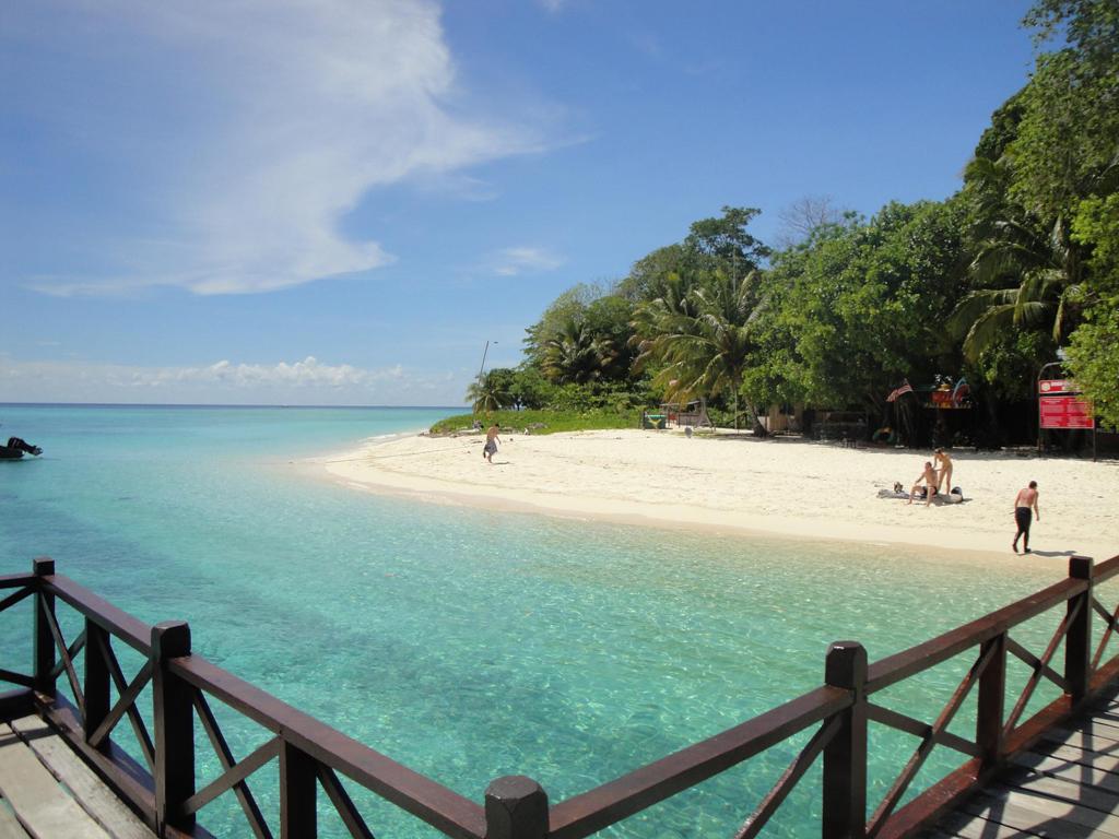 Пляж острова Сипадан в Малайзии, фото 6