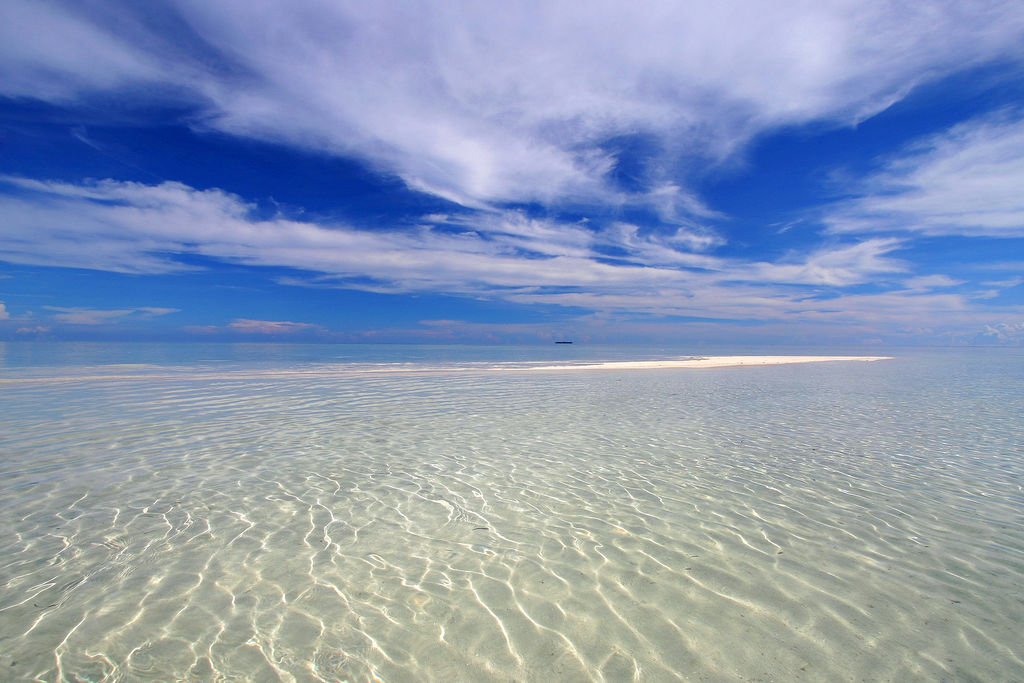 Пляж острова Сипадан в Малайзии, фото 8