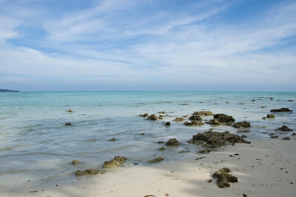Пляж острова Хавелок в Индии, фото 3