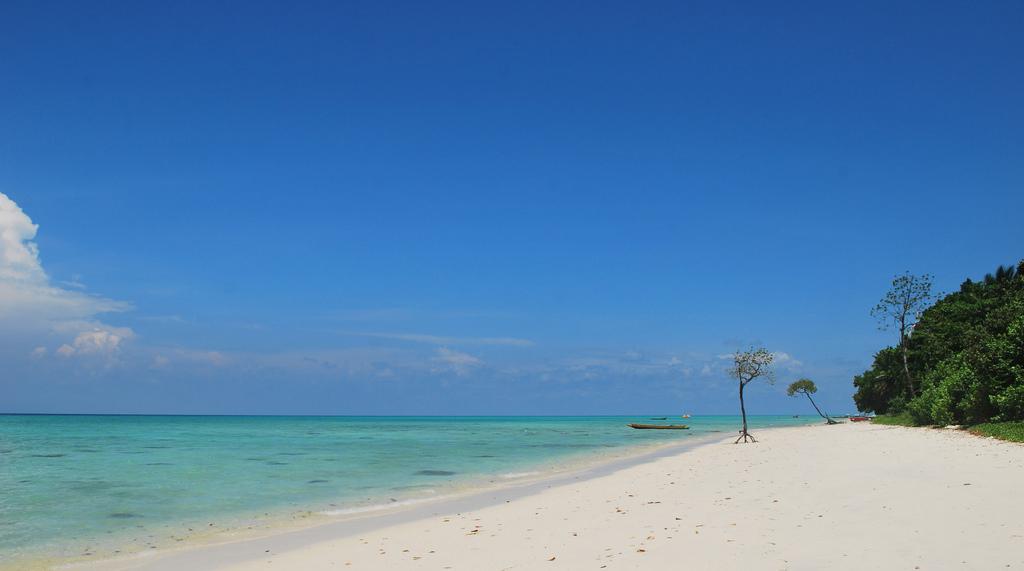 Пляж острова Хавелок в Индии, фото 5