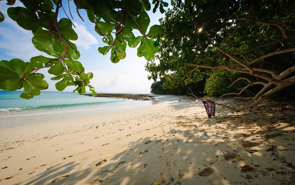 Пляж острова Хавелок в Индии, фото 7