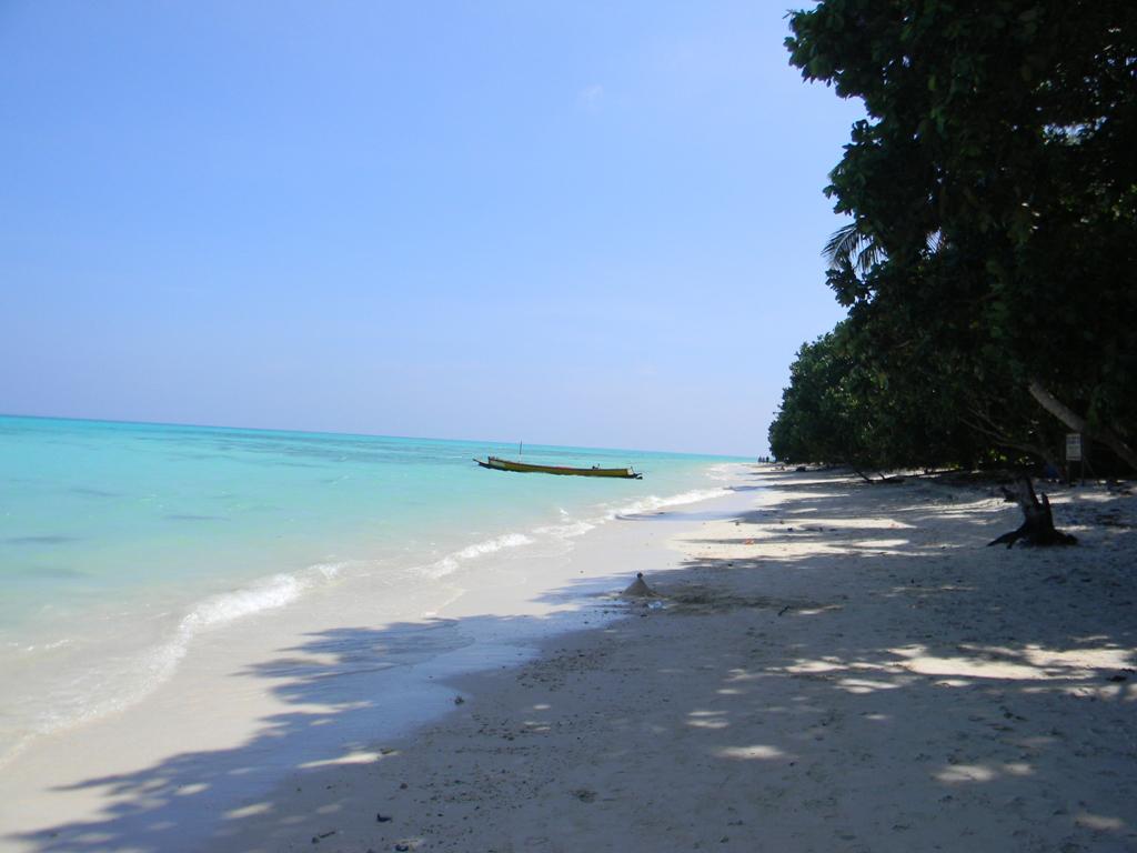 Пляж острова Хавелок в Индии, фото 8