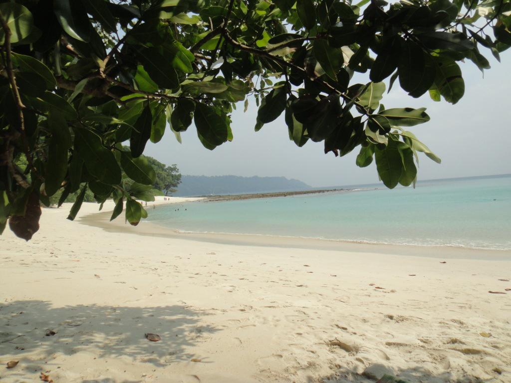 Пляж острова Хавелок в Индии, фото 9