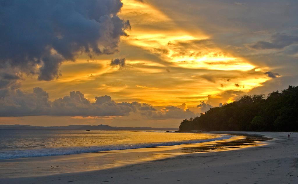 Пляж острова Хавелок в Индии, фото 11