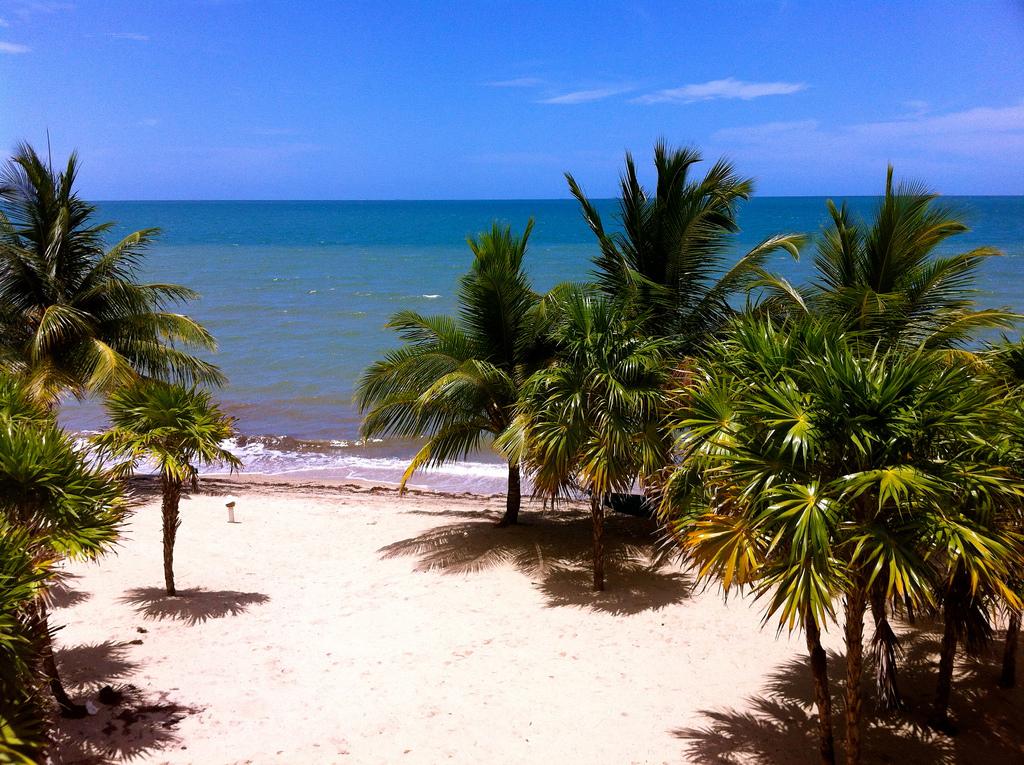 Пляж Пласенсиа в Белизе, фото 2