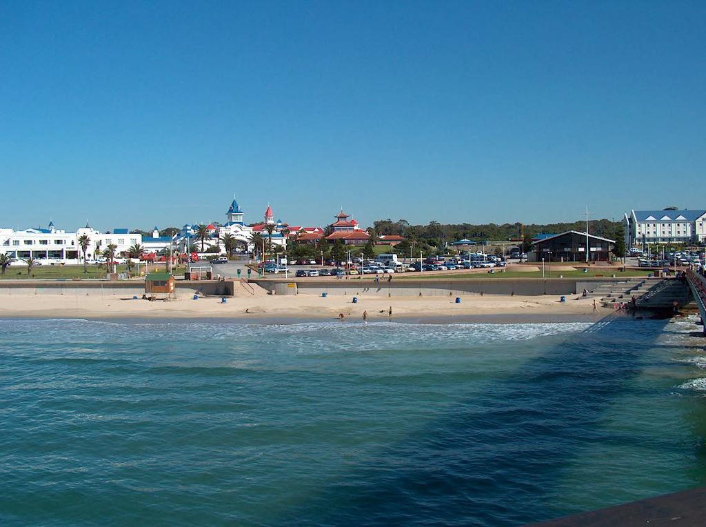 Пляж Порт Элизабет в ЮАР, фото 1