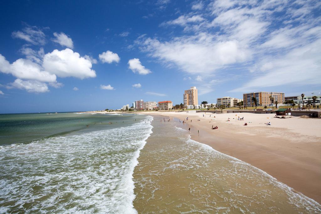 Пляж Порт Элизабет в ЮАР, фото 7