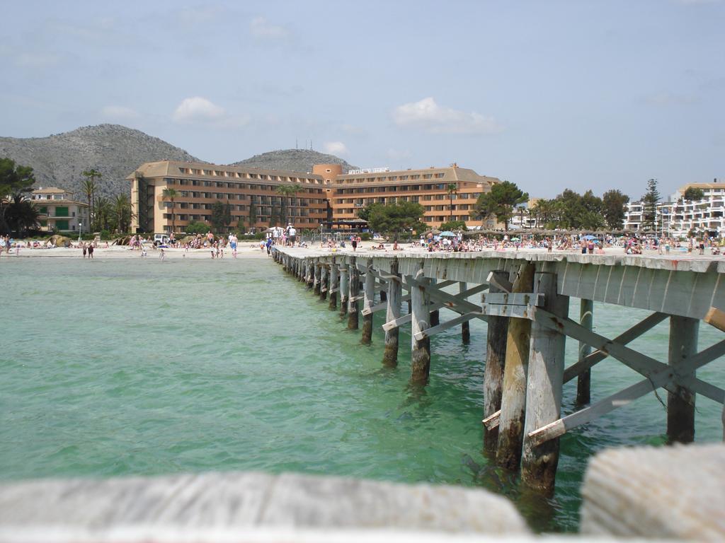 Пляж Пуэрто де Алькудия в Испании, фото 3