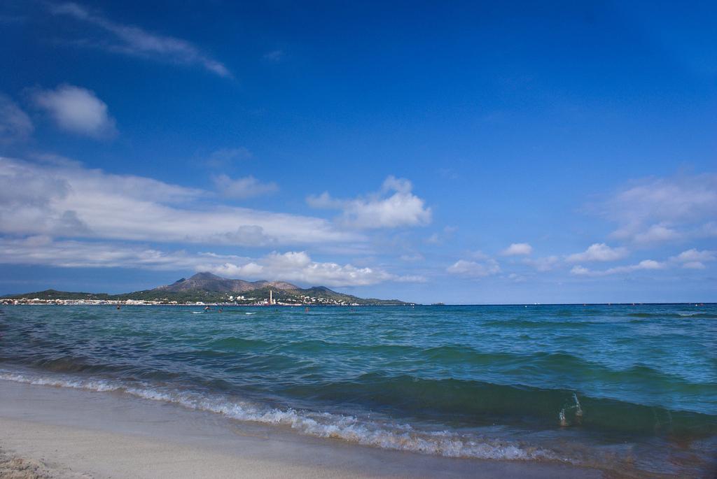 Пляж Пуэрто де Алькудия в Испании, фото 4