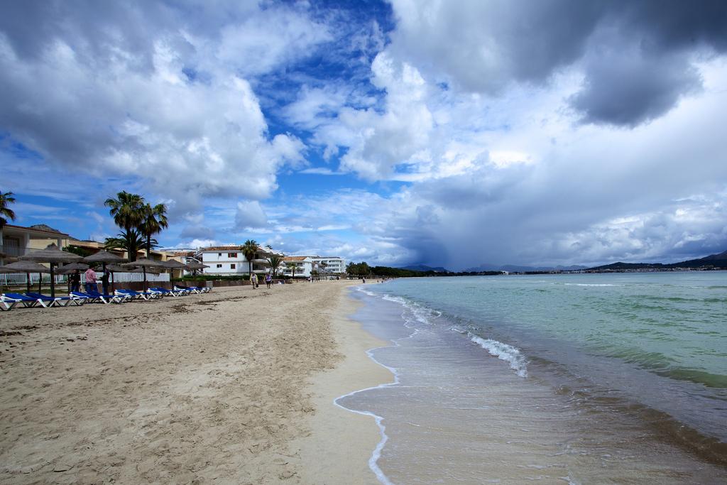 Пляж Пуэрто де Алькудия в Испании, фото 5