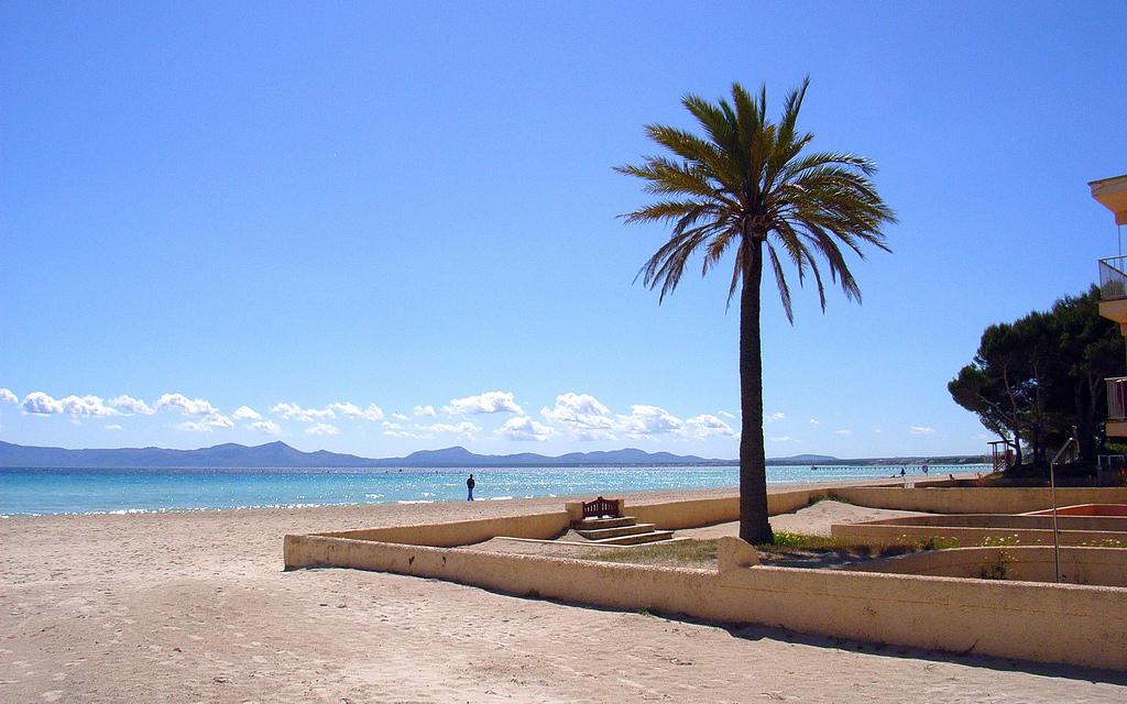 Пляж Пуэрто де Алькудия в Испании, фото 6