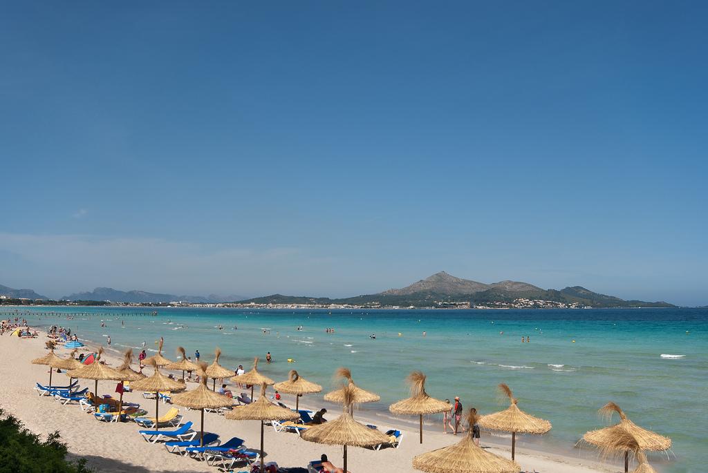 Пляж Пуэрто де Алькудия в Испании, фото 13