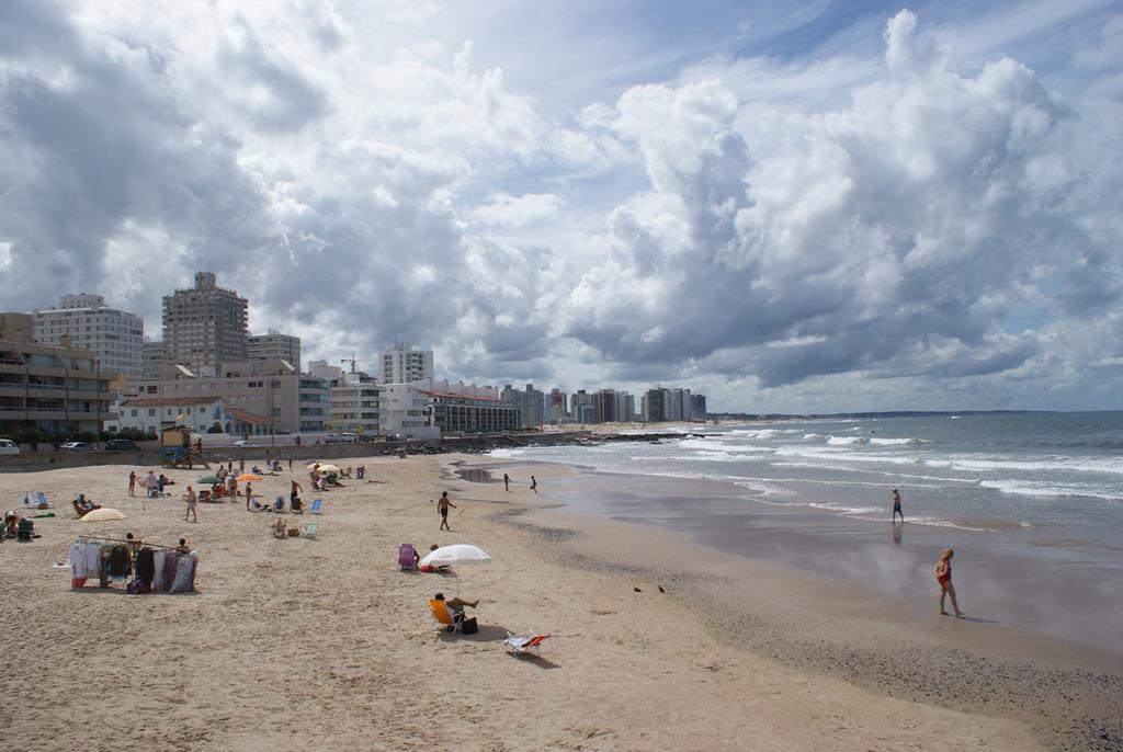 Пляж Пунта-дель-Эсте в Уругвае, фото 2