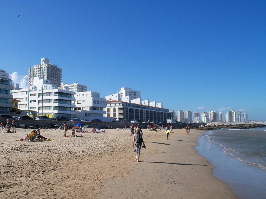 Пляж Пунта-дель-Эсте в Уругвае, фото 6