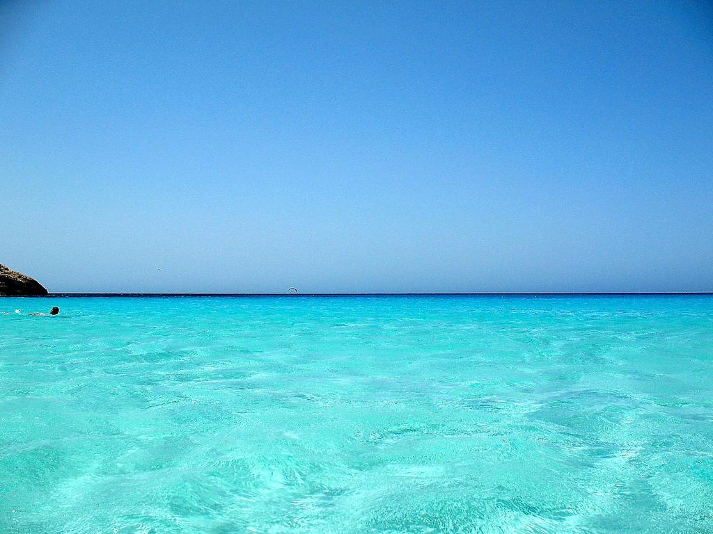 Пляж Рэббит в Италии, фото 2