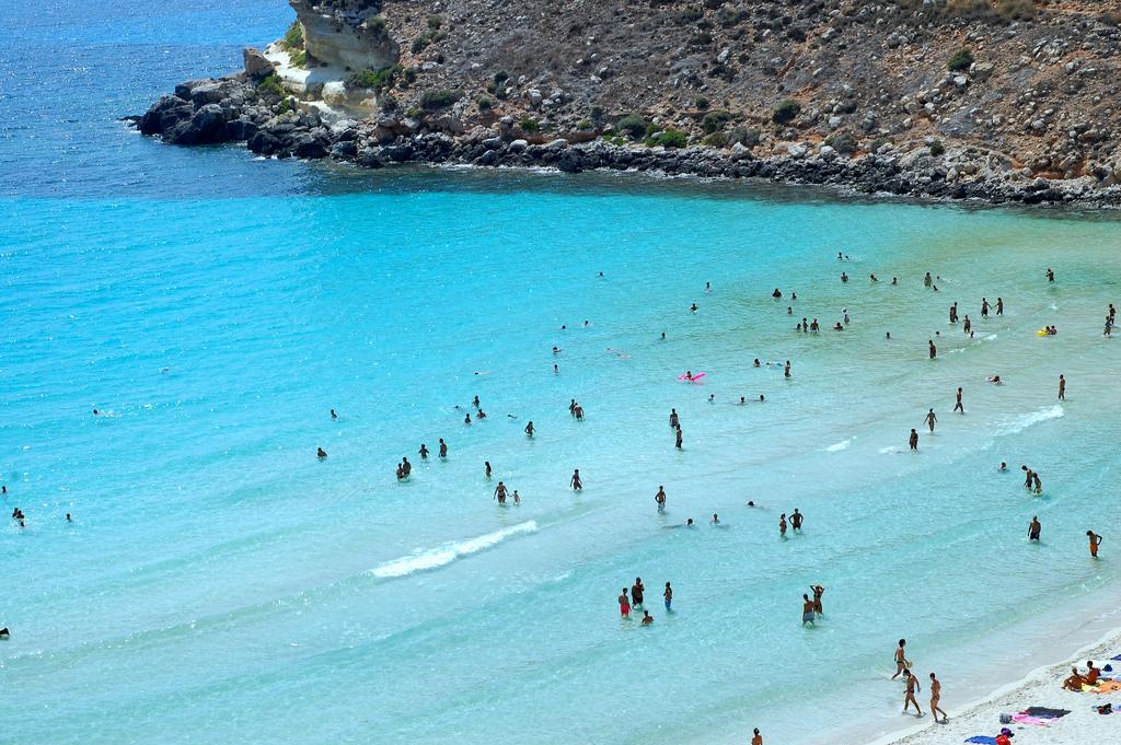 Пляж Рэббит в Италии, фото 4