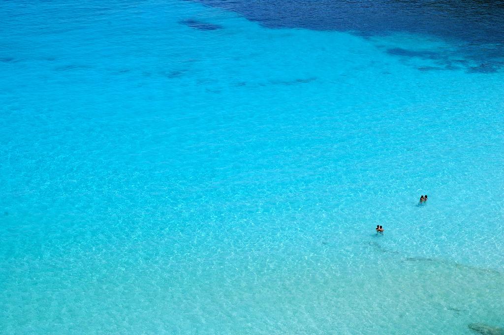 Пляж Рэббит в Италии, фото 8