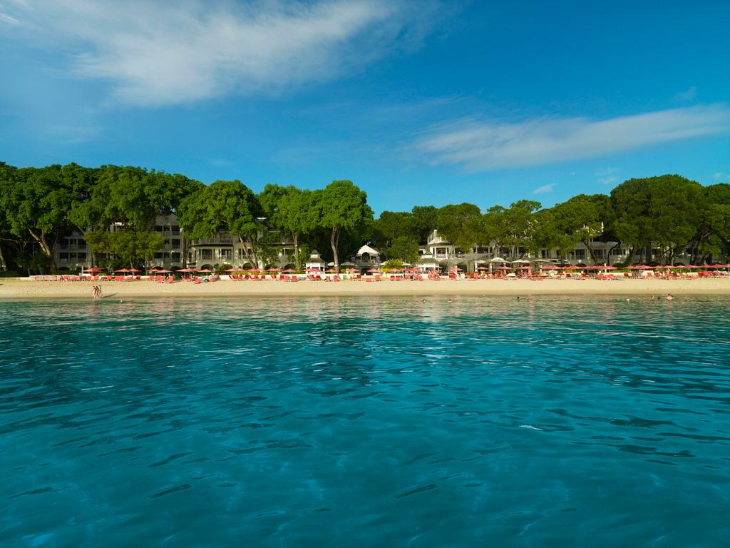 Пляж Сэнди Лайн на Барбадосе, фото 1