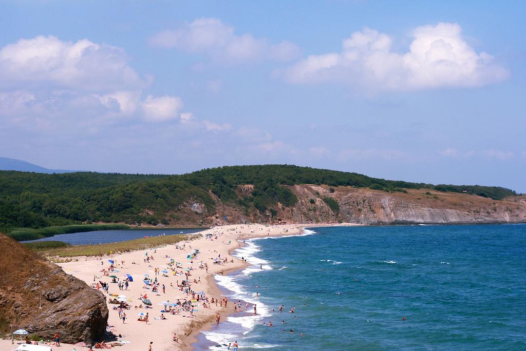 Пляж Синеморец в Болгарии, фото 3