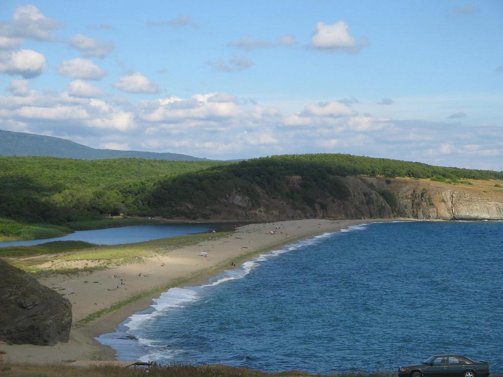 Пляж Синеморец в Болгарии, фото 4