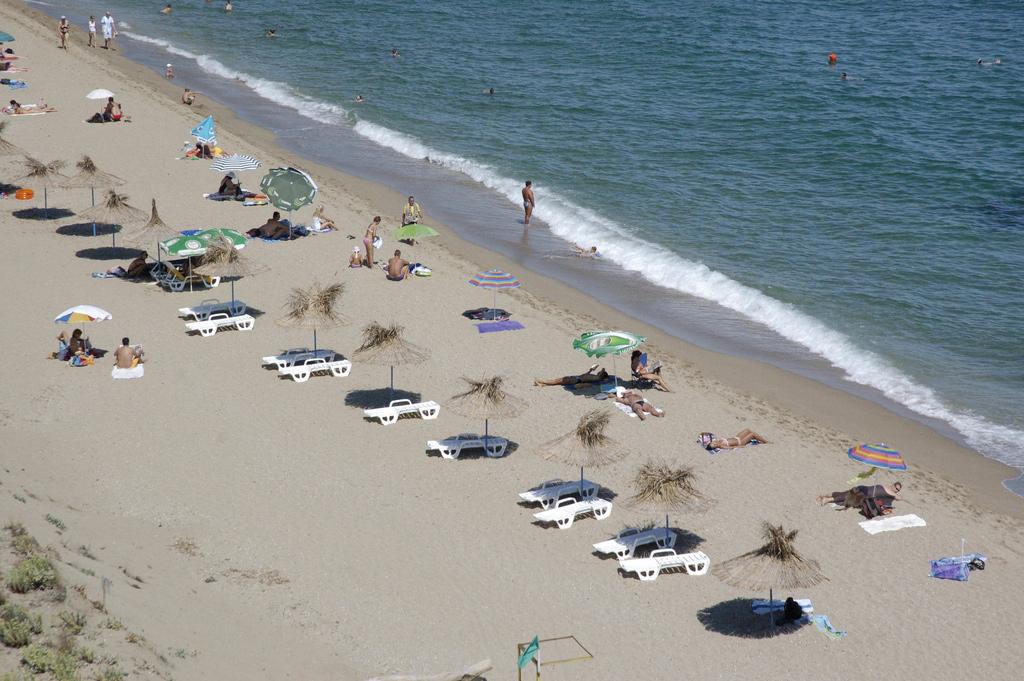 Пляж Синеморец в Болгарии, фото 5
