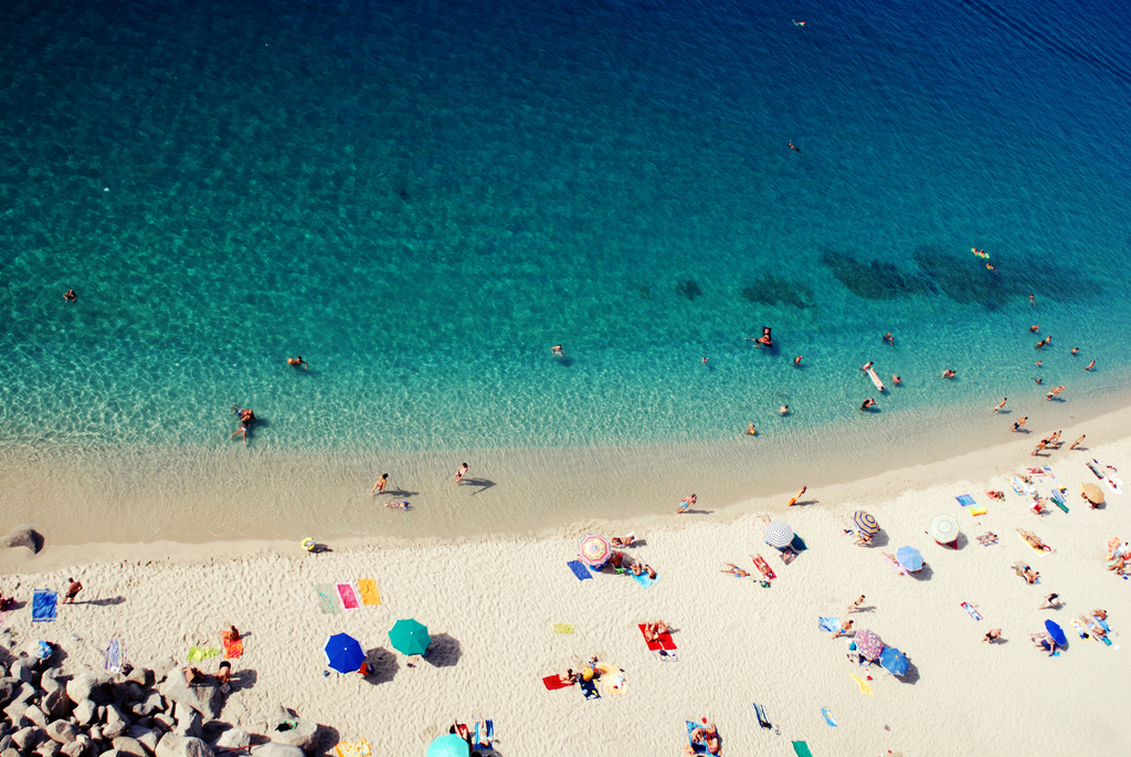 Пляж Тропея в Италии, фото 5