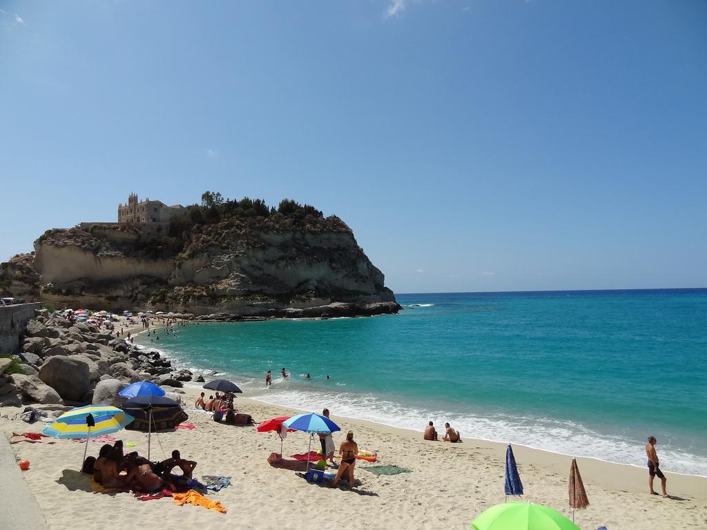 Пляж Тропея в Италии, фото 8