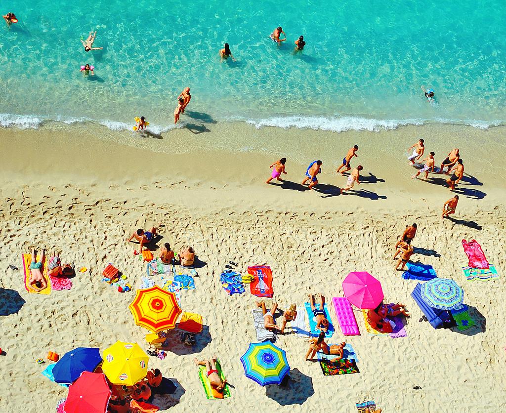 Пляж Тропея в Италии, фото 9