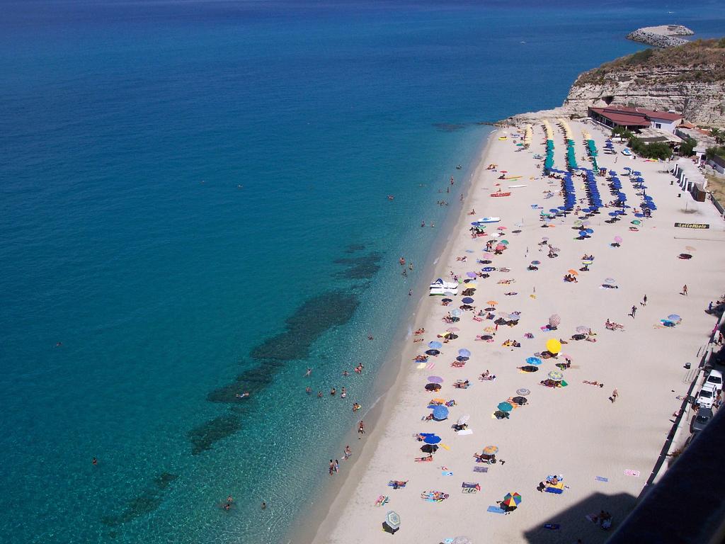 Пляж Тропея в Италии, фото 10