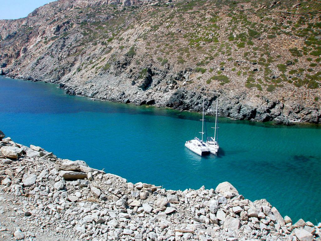 Пляж Врулидия в Греции, фото 1