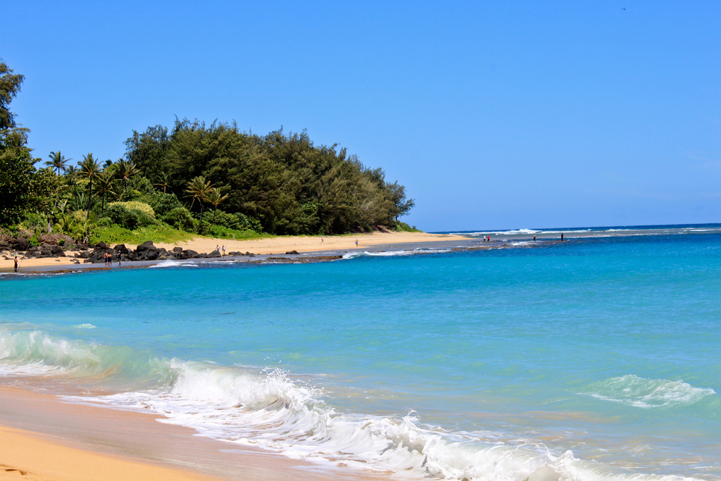 Пляж Хаена в США, фото 4