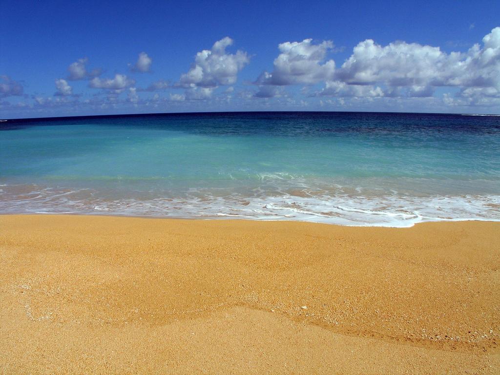Пляж Хаена в США, фото 5
