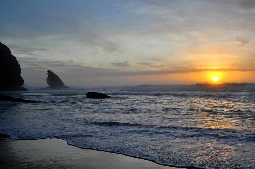 Пляж Адрага в Португалии, фото 4